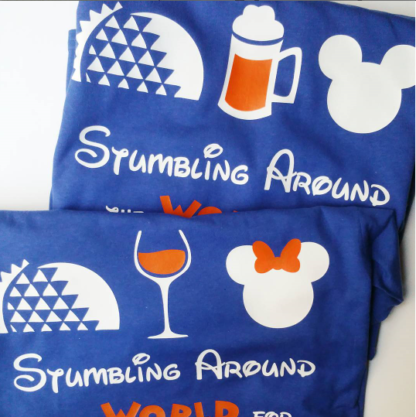 Stumbling Around the World - Wine and Beer - Disney Food and Wine Festival