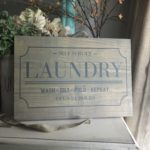 Laundry Room Sign - Here's Your Sign