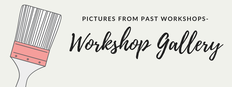 Workshop Photo Gallery - a gallery of photos.