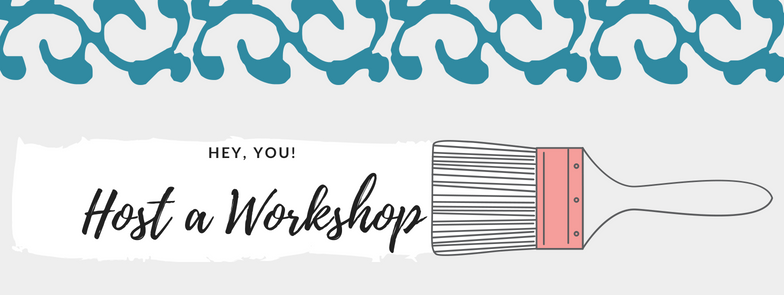 Host a Here's Your Sign Workshop