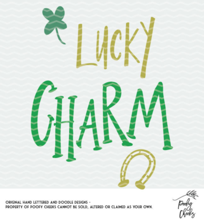 St. Patrick's Day Cut Files. Use with Cricut and Silhouette cutting machines. Doodles and hand lettered designs.