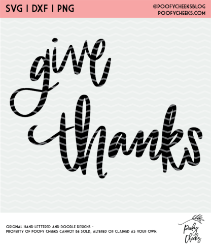Give Thanks Design