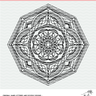 mandala cut file